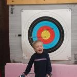 Kevin nails a bullseye!