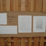 Tombstone rubbings