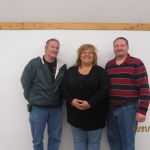 Jim Lynch, Diane Watson, Todd Weis