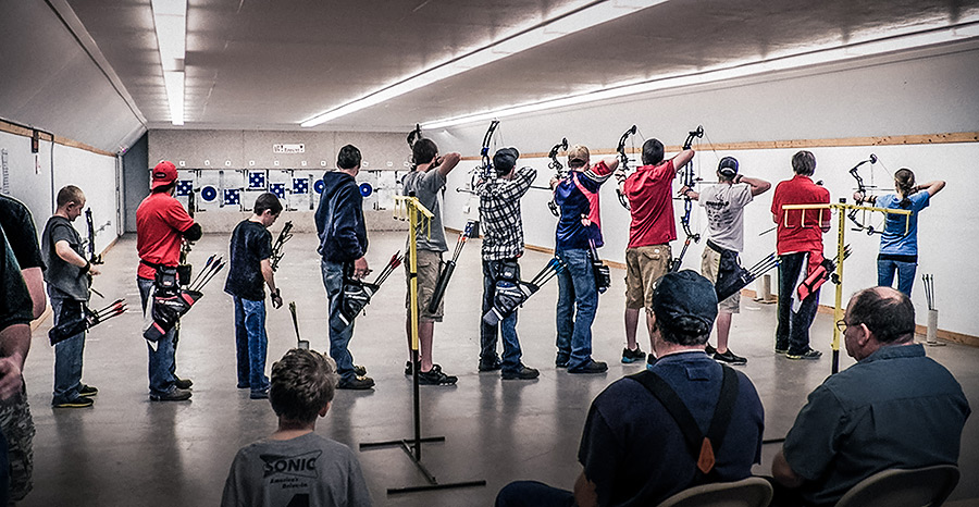 Youth Archery Tournament