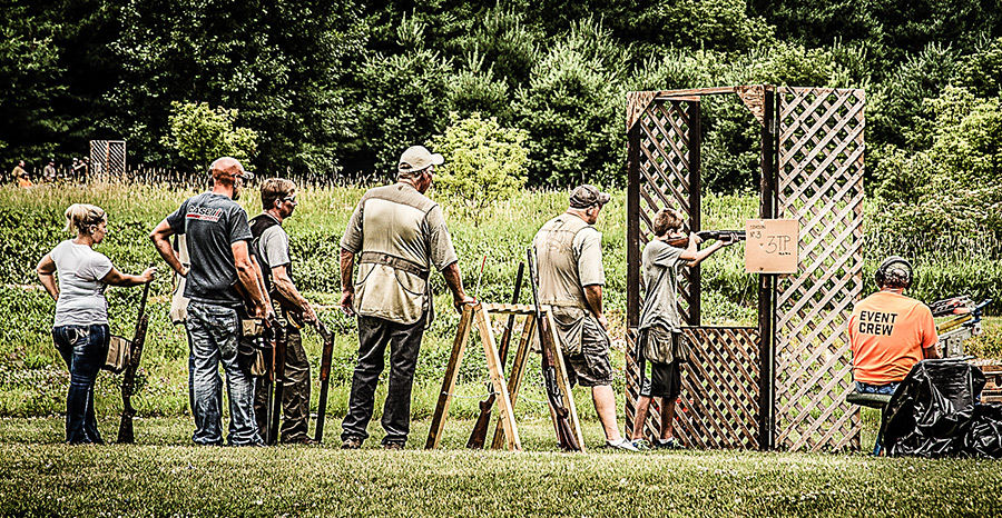 Sporting Clay Shoots