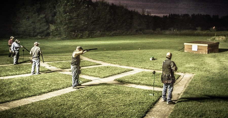 Trapshooting League