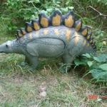 New Rinehart Target/Stegosaurus