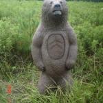 New Rinehart target/Bear