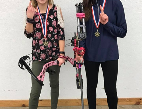 2017 Youth Archery League Champions