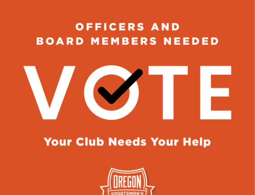 2021 Officer Election Details